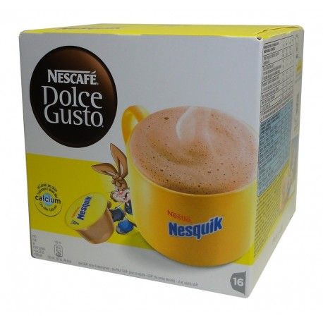 Nescafe ® Dolce Gusto Nestle Nesquik Hot Chocolate