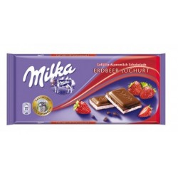 Milka Erdbeer / Strawberry