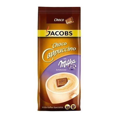 Jacobs Milka Choco Cappuccino