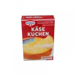 Dr. Oetker Käsekuchen - German Cheesecake