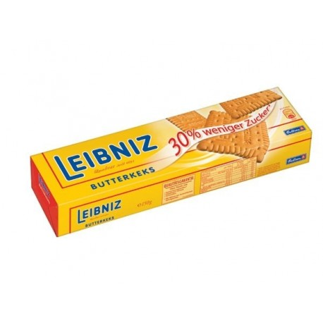 Leibniz Butterkeks 30% less sugar