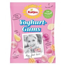 KATJES ® Yoghurt Gums Soft Candies