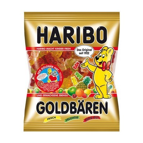 HARIBO ® Goldbären - The Original