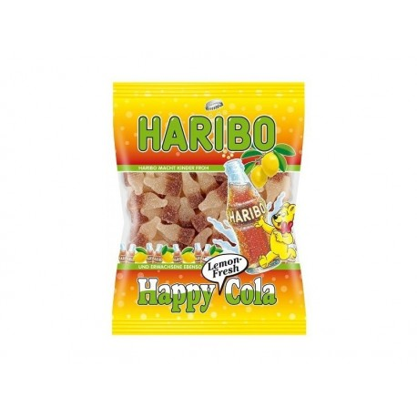 HARIBO ® Happy Cola - Lemon Fresh
