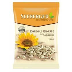 Seeberger Sonnenblumenkerne - Sunflower seeds