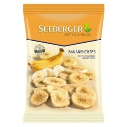 Seeberger Bananenchips