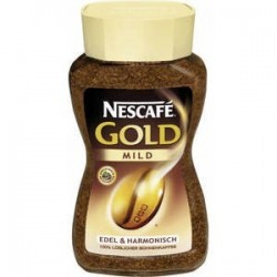 Nescafe© Gold Mild - Instant Coffee
