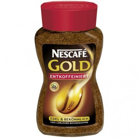 Nescafe© Gold Decaf - Instant Coffee