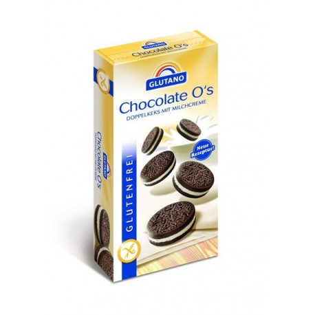 Glutano Chocolate O's