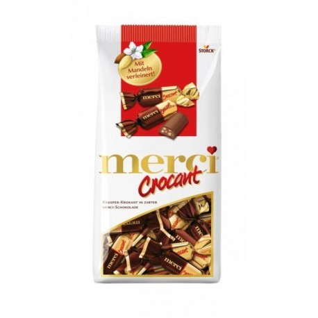 Merci Crocant Candies