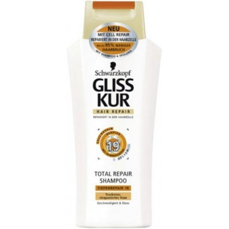 Gliss Kur Total Repair   Shampoo