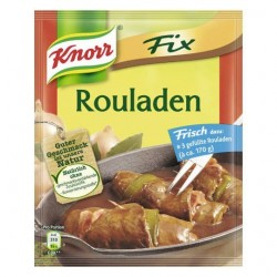 Knorr Fix  - Rouladen