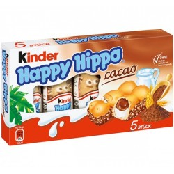 Ferrero Kinder - Happy Hippo cacao