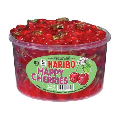 HARIBO ®  Happy Cherries  1200g