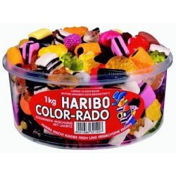 HARIBO ®  Color-Rado 1000g