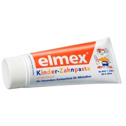 ELMEX Kinder-Zahnpaste - Child Toothpaste