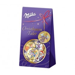 Milka Christbaum Taler - Christmas tree coins