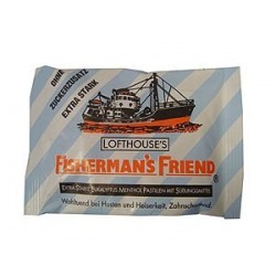 Fisherman's Friend - Extra Strong - sugarfree