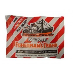 Fisherman's Friend - Wild cherry - sugarfree