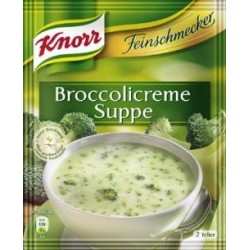 Knorr ®  Feinschmecker Broccolicreme Suppe