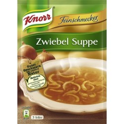 Knorr ®  Feinschmecker Zwiebel Suppe