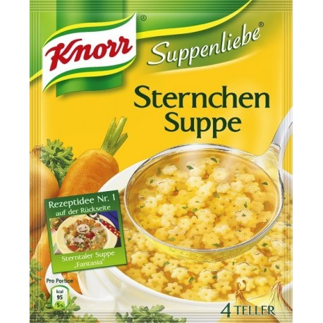 Knorr ®  Suppenliebe Sternchensuppe