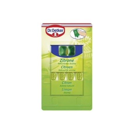 Dr. Oetker Zitrone  Aroma