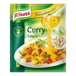 Knorr ®  Feinschmecker - Curry Sauce