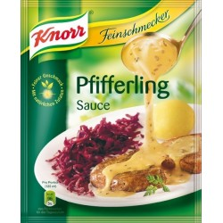 Knorr ®  Feinschmecker - Pfifferling Sauce