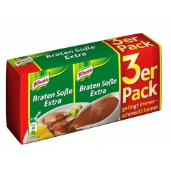 Knorr ®  Braten Soße extra / Classic Roast Sauce extra  - 3 pk.
