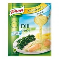 Knorr ®  Feinschmecker - Dill  Sauce - low fat
