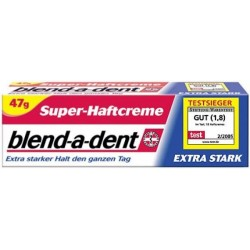 blend-a-dent Super Haftcreme - Extra strong