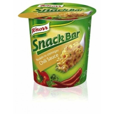 Knorr SnackBar - Nudeln in Chili-Sauce