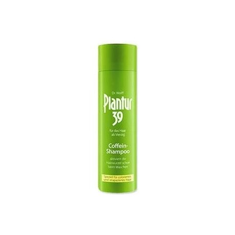 Dr. Wolff PLANTUR 39 Caffeine Shampoo - Colored Hair -