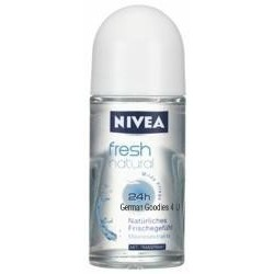 Nivea Deo Roll-on - fresh natural - 0%Aluminum