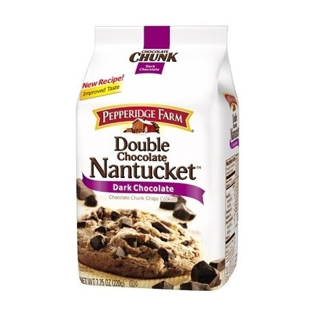 Pepperidge Farm - Nantucket Classic Dark Chocolate