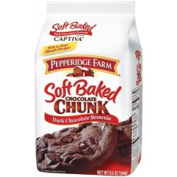 Pepperidge Farm - Soft baked Chocolate Brownies