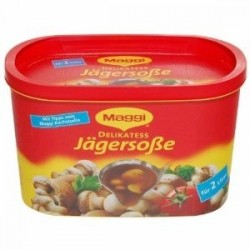 MAGGI Fix & - Jäger Soße / Hunter Gravy