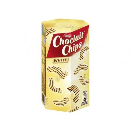 Nestle© Choclait ® Chips - White