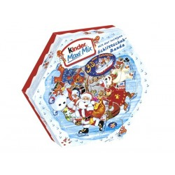 Ferrero Xmas Kinder Mix Teller / Mixed Plate