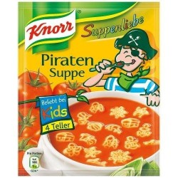 Knorr ®  Suppenliebe Piraten Suppe