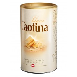 Caotina ® Blanc - Swiss Premium Chocolate  - Weiss