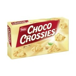 Nestle© Choco Crossies - white