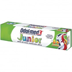Odol Med3 Junior - Kinder-Zahnpaste - Child Toothpaste