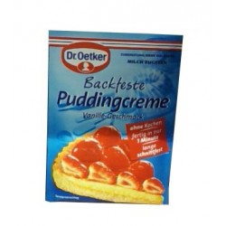 Dr. Oetker - Backfeste Puddingcreme