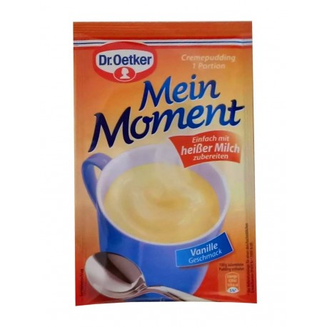 Dr. Oetker - Mein Moment Vanillepudding - Vanilla Pudding