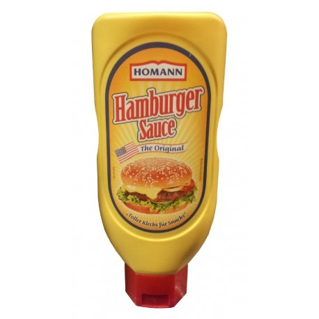 Homann Hamburger Sauce The Original