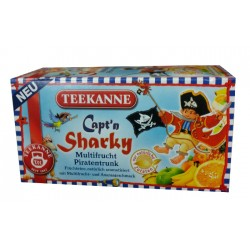 Teekanne Capt'n Sharky - Fruit Tea