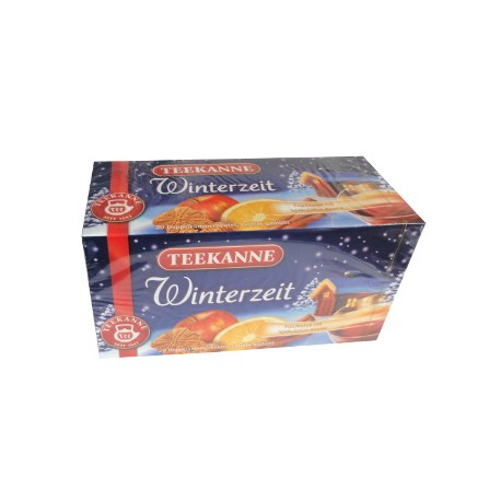 Teekanne Winterzeit - X-mas Tea