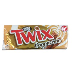 TWIX Cappuccino - LIMITED EDITION